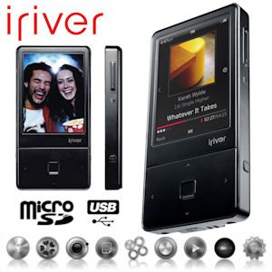 iRiver E100 All-in-One 4GB