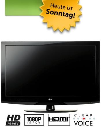 LG 22LG3000 LCD-Fernseher