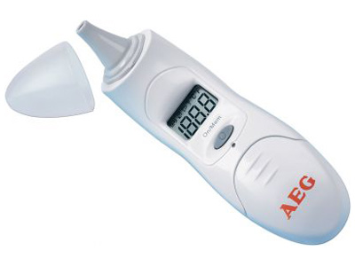 AEG FT4905 Ohrthermometer
