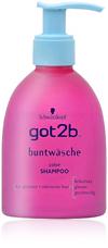 buntwaesche shampoo