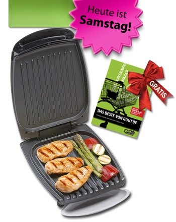 George-Foreman-Grill-GR-26 today 494130096e9cc