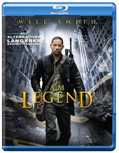 I am Legend Blu-ray