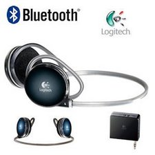 Logitech FreePulse Kabelloser Bluetooth-Kopfhörer