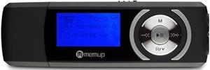 Memup Koon Tragbarer MP3-Player 4 GB