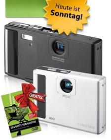 Samsung i80 Digitale Kompaktkamera