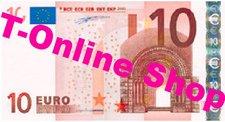 10 Euro T-Online Shop
