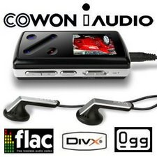 Cowon iAudio 7 MP3 Player - 16 GB