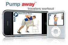 Pump away travelers workout