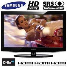 Samsung LE32A456 32 Zoll HD Ready LCD-Fernseher mit 3 x HDMI