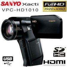 Sanyo Xacti VPC-HD1010 Full HD SD-Camcorder