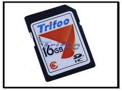 16GB SD HC Speicherkarte SDHC Class 6 Trifoo