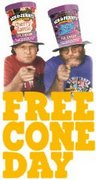 Free Cone Day Ben & Jerry
