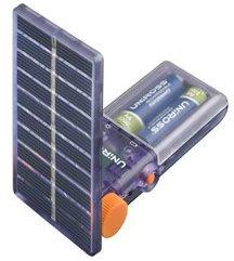 Solar akku lader