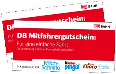 DB Mitfahrerticket
