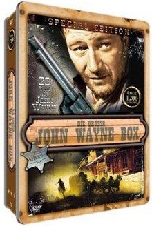 John Wayne Mega Metallbox