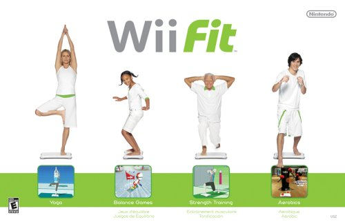 Wii Fit UK Import