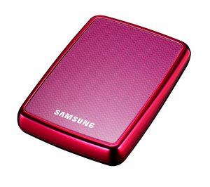 Samsung S1 Mini Festplatte rosa