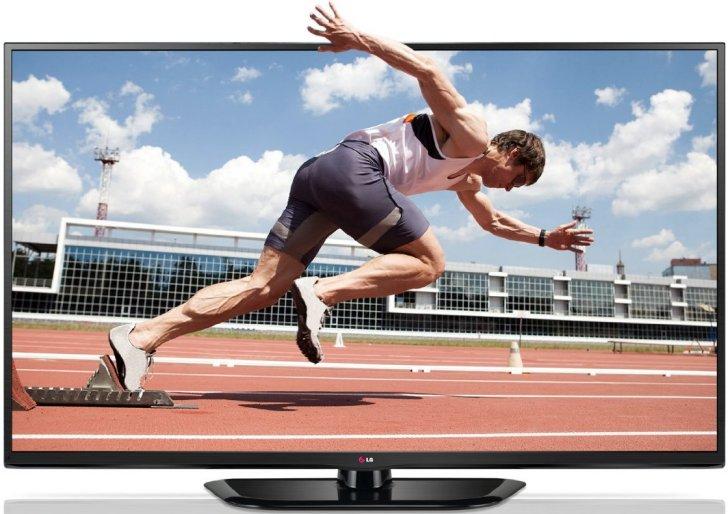 3d plasma tv LG 60PH6608