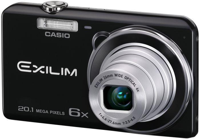 Casio Exilim EX-ZS30 schwarz black