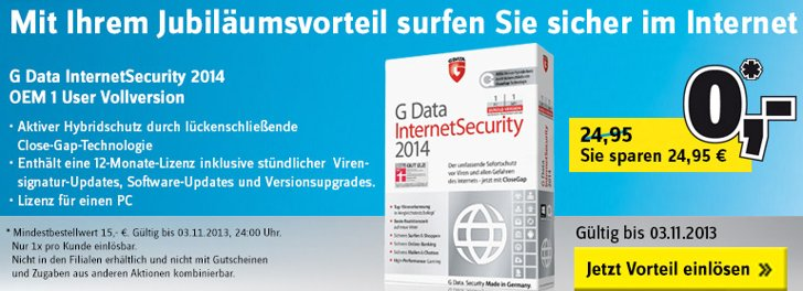 gdata internet security 2014 gratis