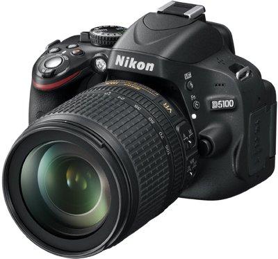 NIKON D 5100+AF-S DX 18-105mm VR