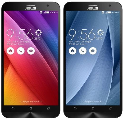 Asus Zenfone 2 in stock